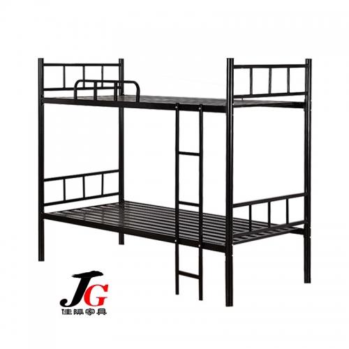 钢制金属加厚成人全钢铁床双层床 高低床上下铺